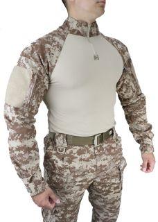 Farda Tática Militar HRT  - DESERT DIGITAL ALGODÃO - TACTICAL DACS