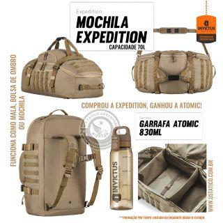 Mochila / Mala Coyote Expedition 70l Invictus