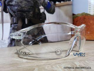 Óculos Tático Militar Honeywell A70501hs Uvex Original Clear