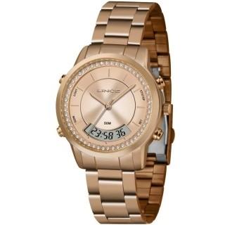 Relógio Feminino Anadigi Lince Orient - LAR4640L R1RX
