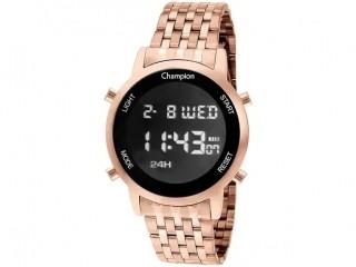 Relógio Feminino Digital Rose - CH48091Z