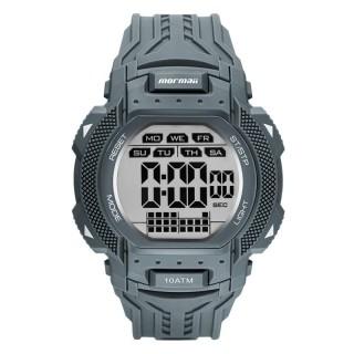 Relógio Mormaii Masculino Action Cinza - MO18779AB/8A