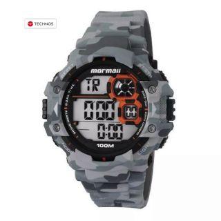 Relógio Mormaii Pro Army Camuflado 100m Original - Technos