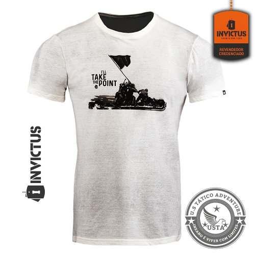 Camiseta T-shirt Concept Invictus Conquest
