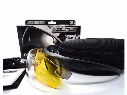 Óculos Tático Esseyepro Crossbow Tr90 Balístico Airsoft 3l