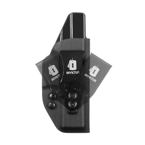 Coldre Glock Kydex Iwb DESTRO STANDARD Glock G17 G21 G22