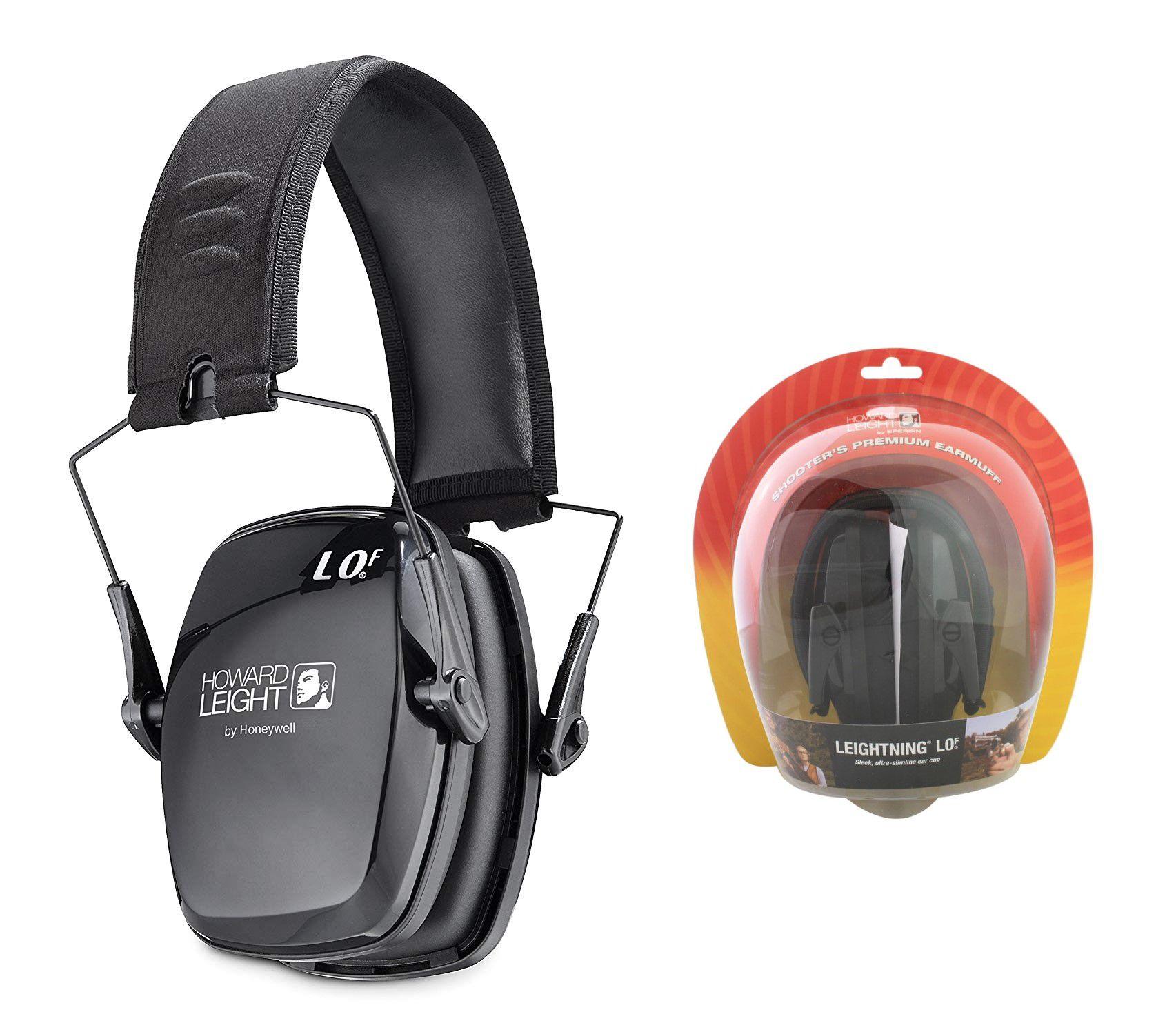 Abafador Auditivo Protetor Honeywell + Grátis Oculos Uvex