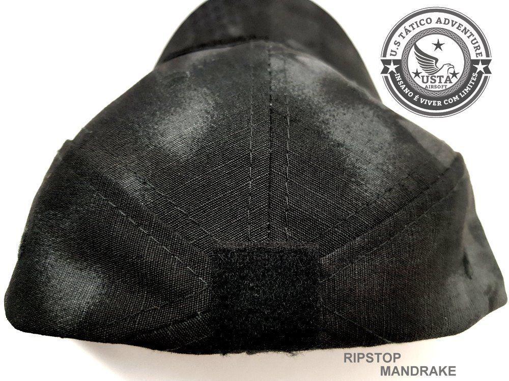 BONÉ TÁTICO MILITAR MANDRAKE BLACK