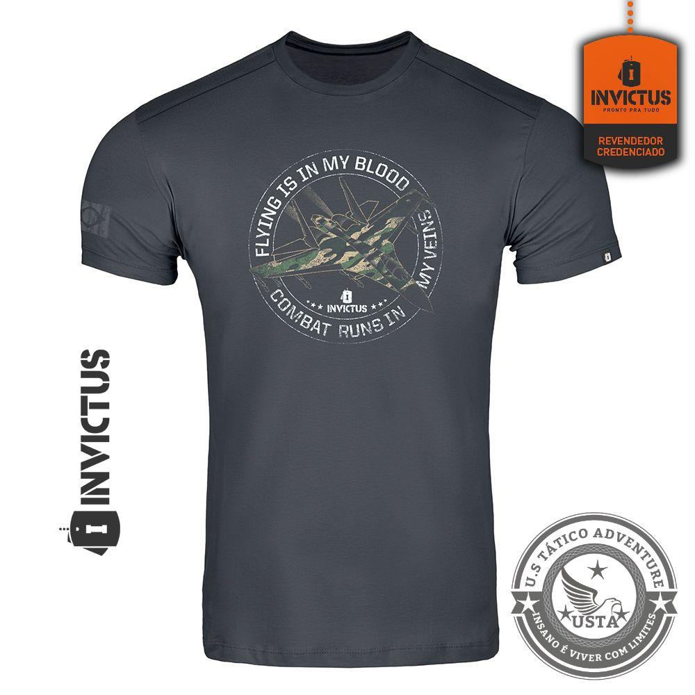 Camiseta T-shirt Concept Invictus Thunderbolt