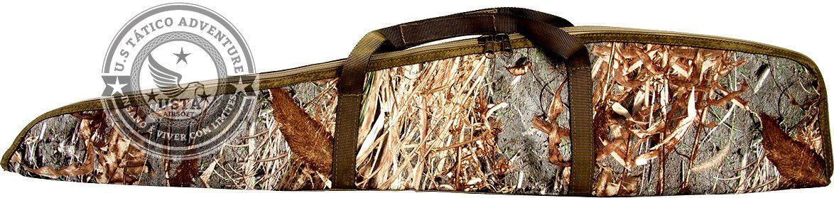 Capa CASE p/ Arma CURTA 0,90 - TACTICAL DACS Capim