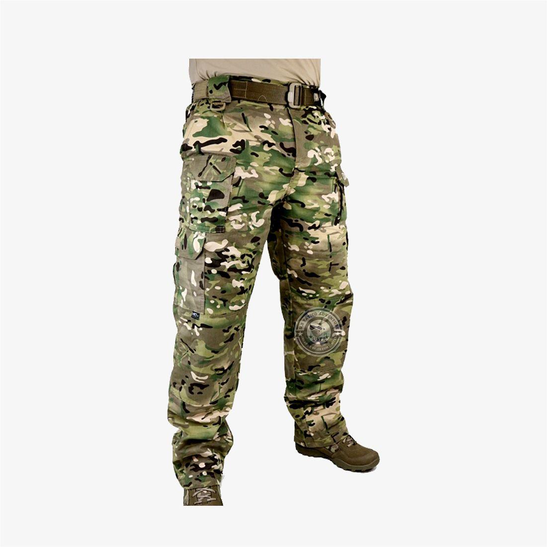 Farda Militar Uniforme Tático HRT MULTICAM TACTICAL DACS ORIGINAL