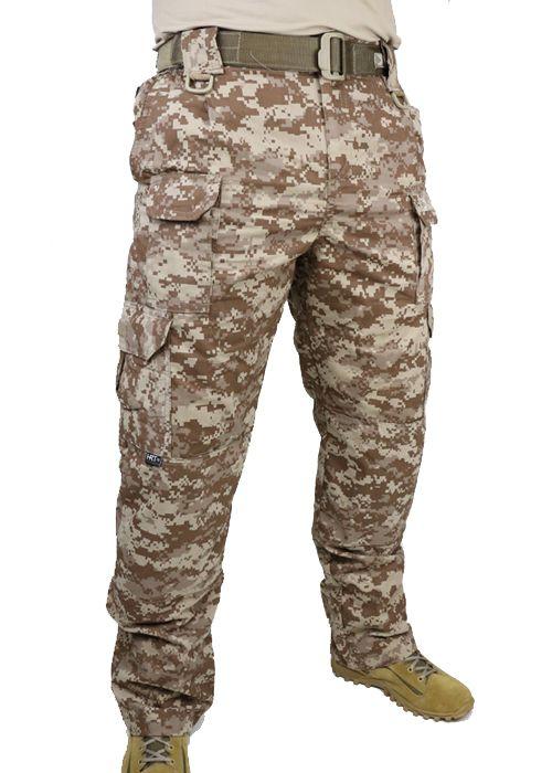 Farda Tática Militar HRT X3 - DESERT DIGITAL ALGODÃO - TACTICAL DACS
