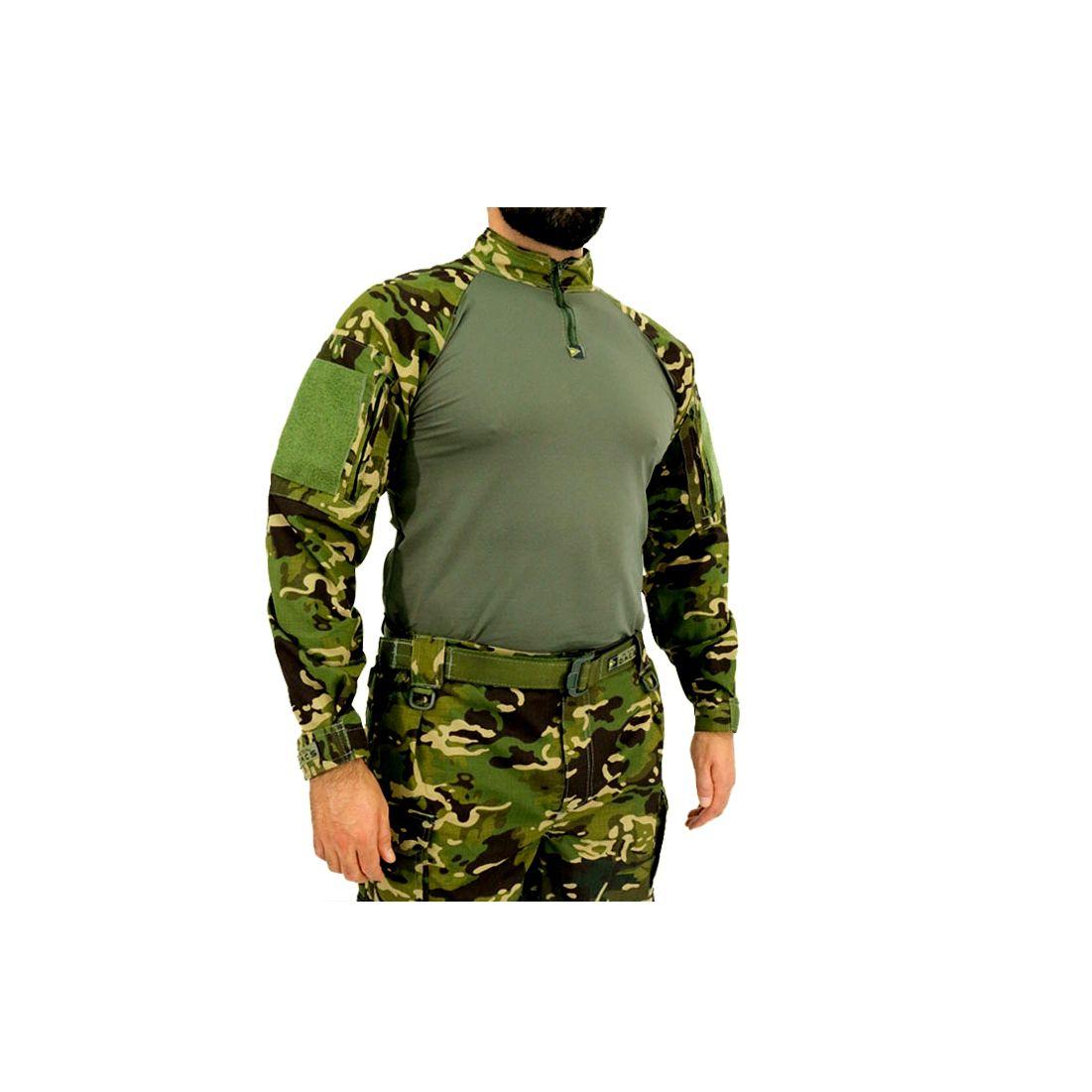 Farda Uniforme Militar Hrt Multicam Tropical Dacs Original