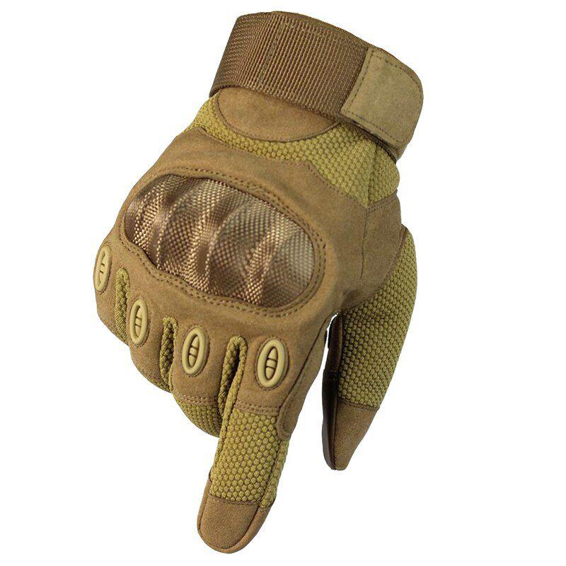 Luva Tática Militar Coyote Gear Swat Refire Premium M
