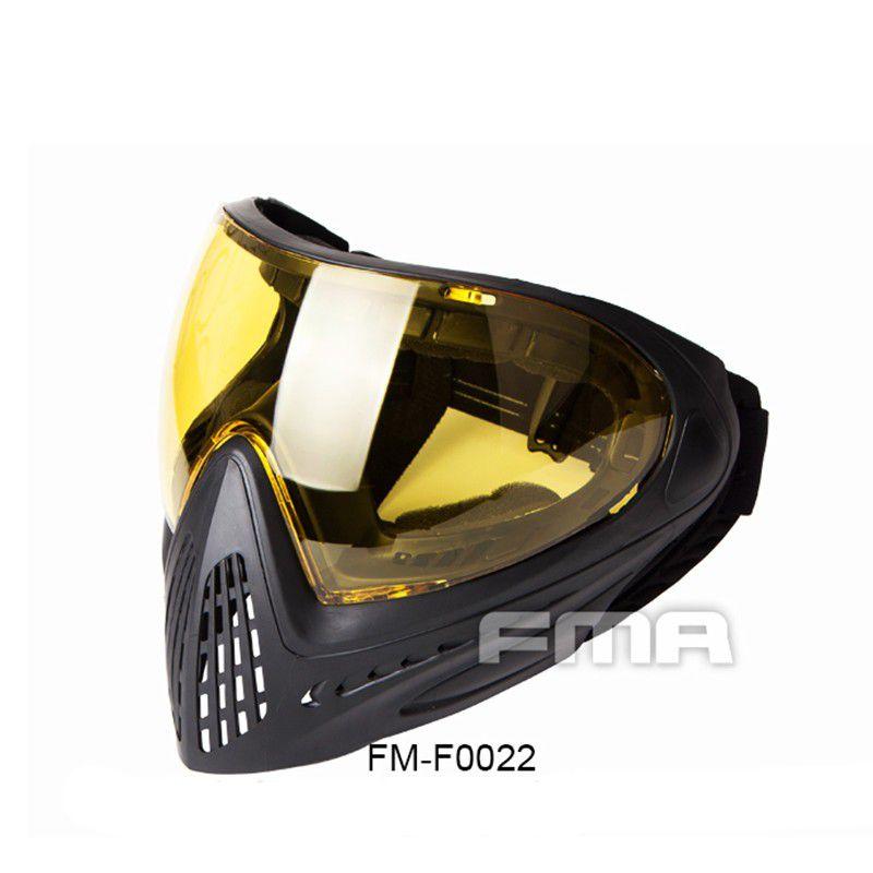 MÁSCARA Anti-fog Protective Goggle Full Face FMA ORIGINAL