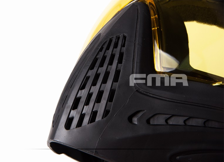 MÁSCARA Anti-fog Protective Goggle Full Face FMA ORIGINAL