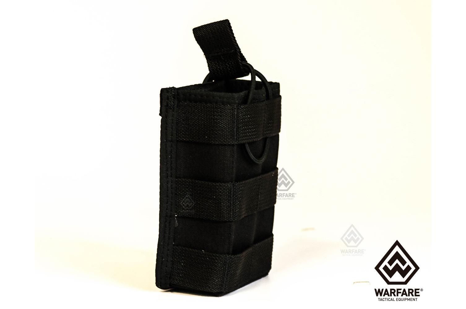 Porta Carregador 1 X G36 Warfare - Preto