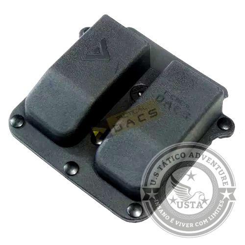 Porta Carregador Em Polímero Dacs - Taurus / Glock