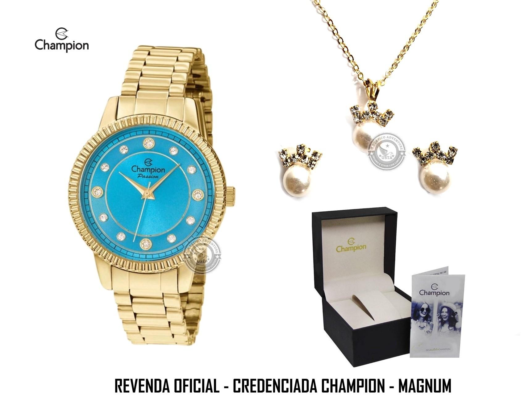 Relógio Champion Passion Blue - CN29829Y