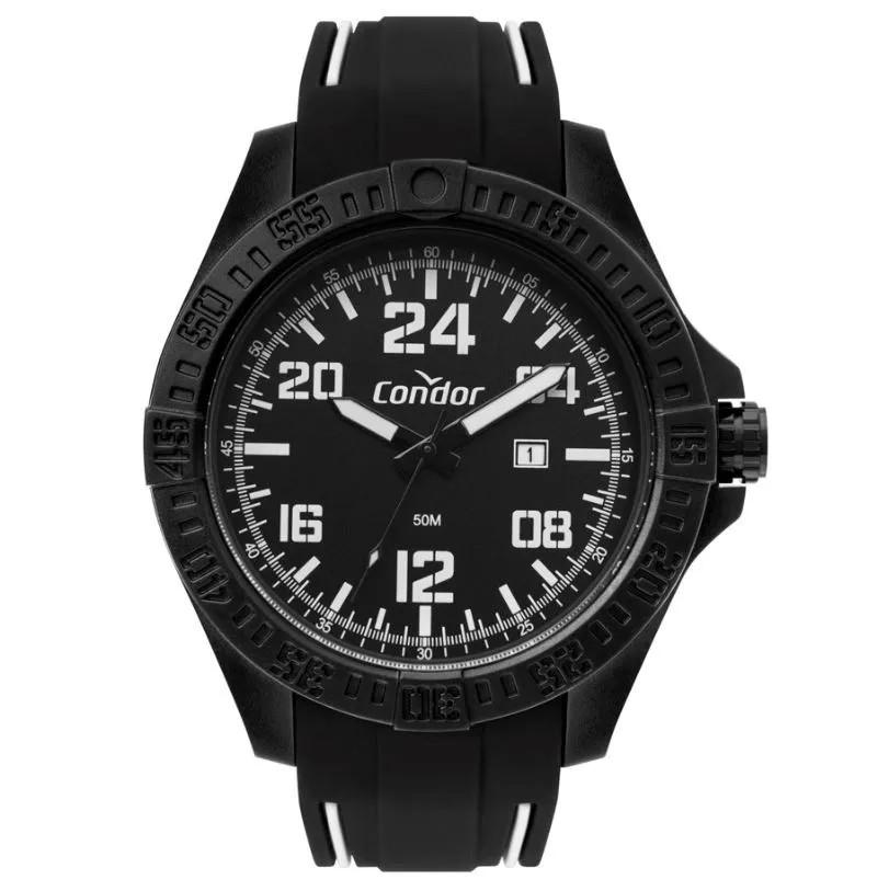 Relógio Condor Esport Preto - CO2115KXD6P