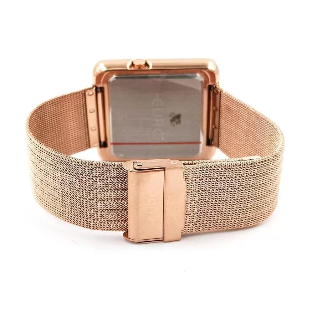 Relógio Euro Feminino Fashion Fit Touch Rose - EUBJ3937AB/4F