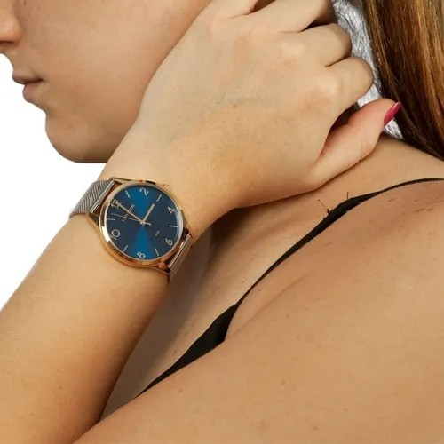 Relógio Feminino  Lince Orient + Pulseira Berloque - LRT4599L KW33