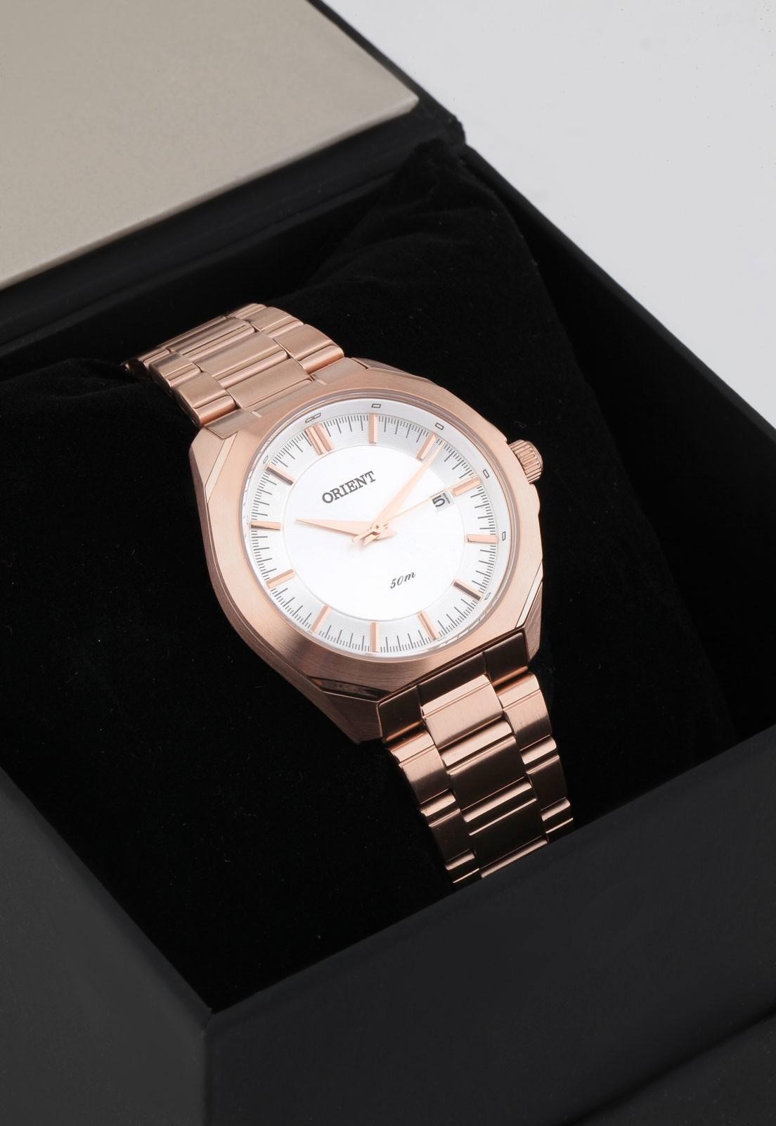 Relógio Feminino Orient Rose - FRSS1047 S1RX
