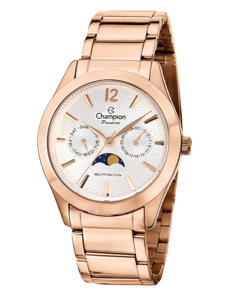 Relógio Feminino Rose Passion Champion - CH38271E