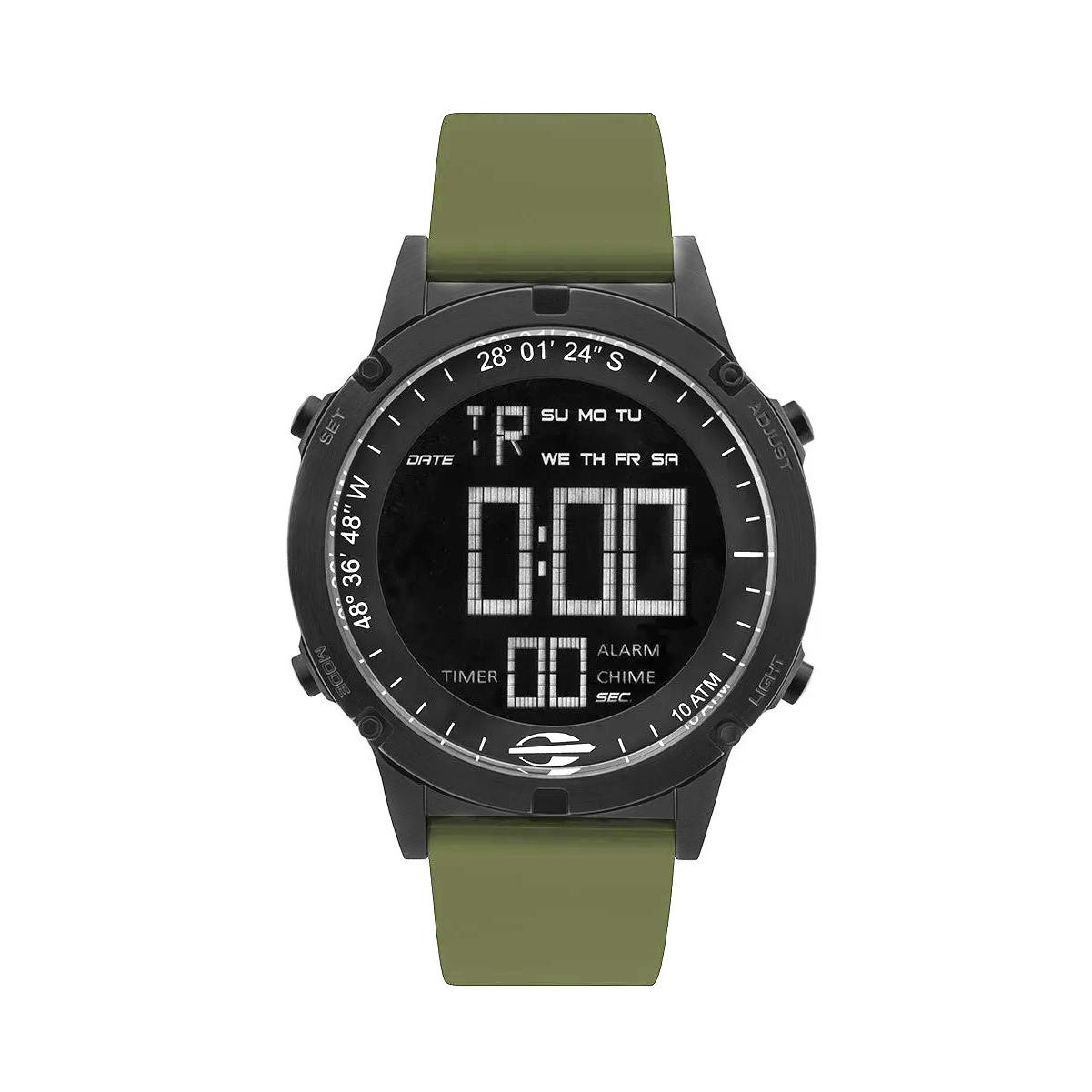 Relógio Masculino Mormaii Verde MusgoOW13901F/8V