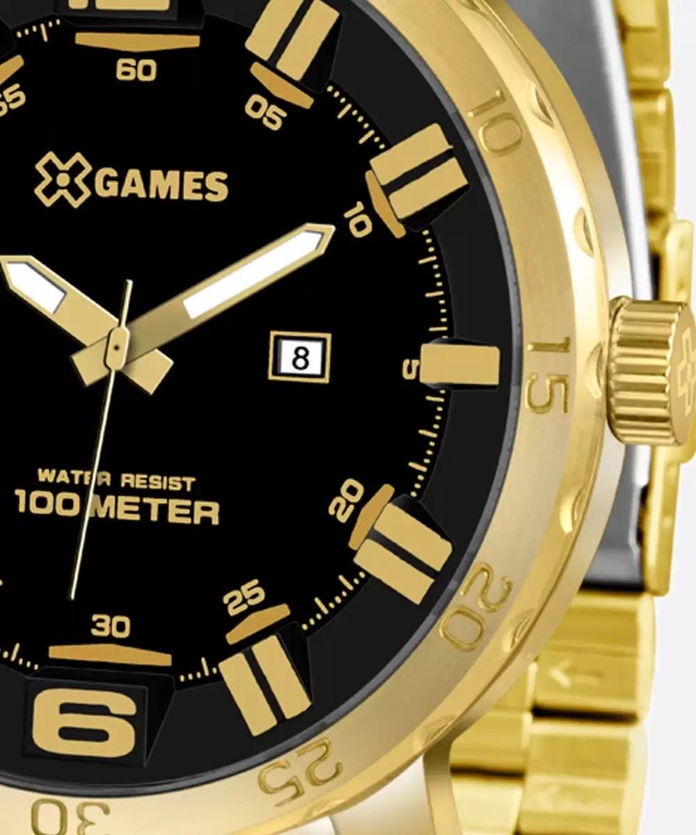 Relógio Masculino Golden X-games Orient - XMGS1022 P2KX