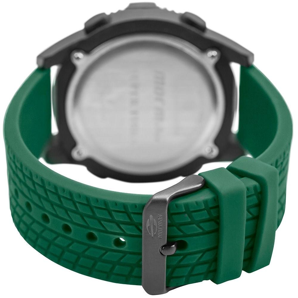 Relógio Mormaii Masculino Acquaforce Coyote Verde  Technos - MO5334AE/8C