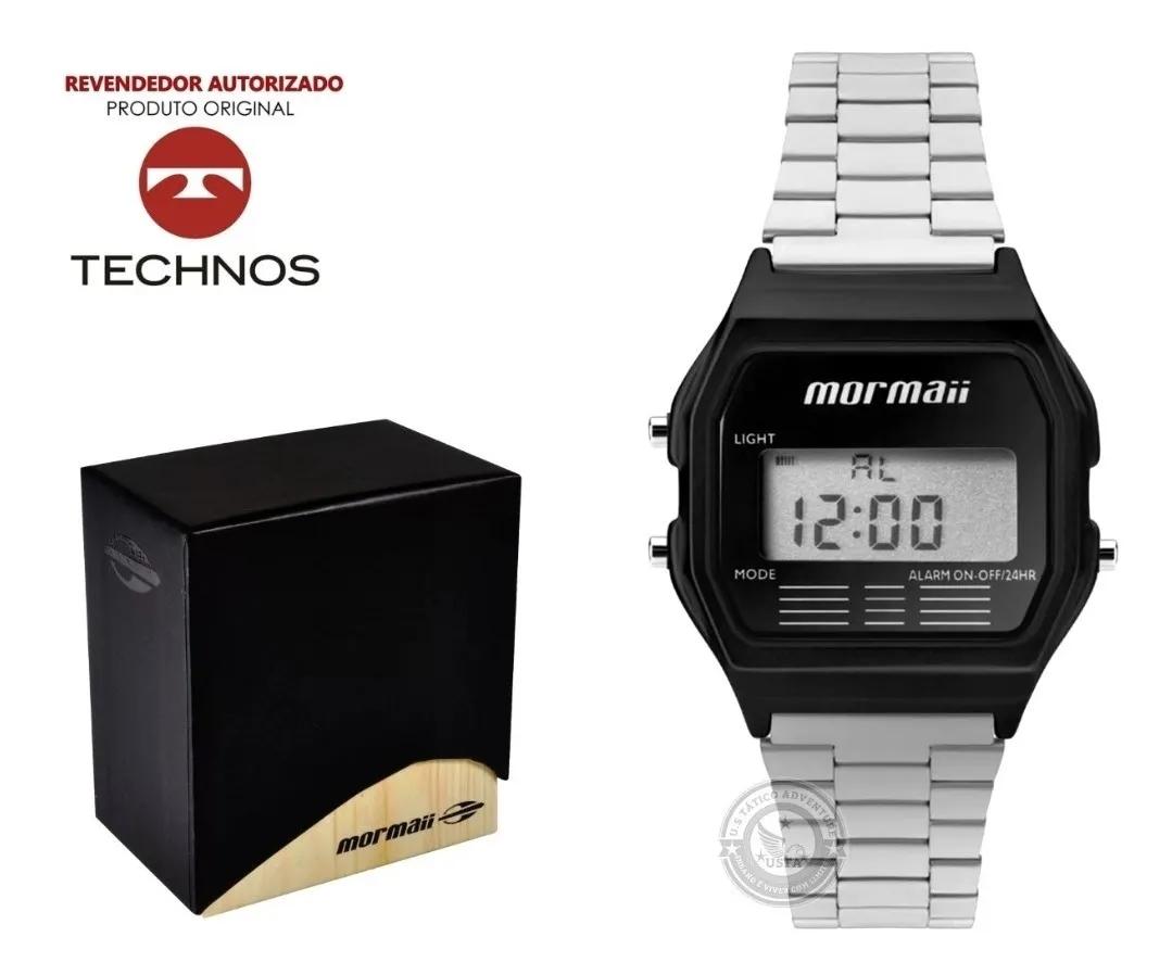 Relógio Unissex Mormaii Digital - MOJH02AL/4P