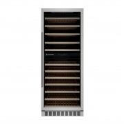 Adega Climatizada Elettromec Dual Zone 84 Garrafas Compressor