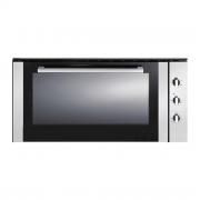 Forno à Gás Cuisinart Prime Cooking com Grill Elétrico 125 Litros Inox 90cm 220V
