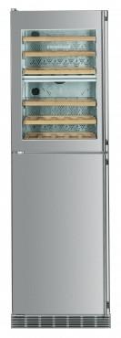 Adega e Freezer de Embutir Liebherr WF1061