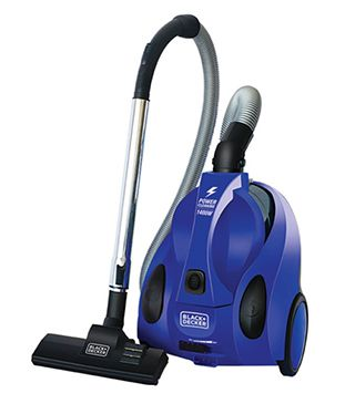 Aspirador Ciclônico Azul Black and Decker A4B-BR