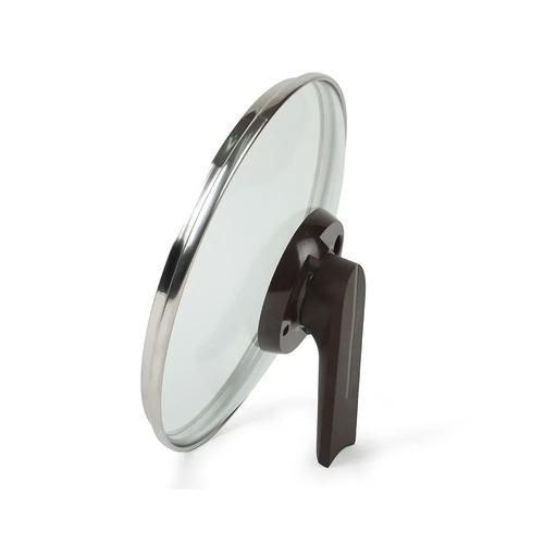 Caçarola Roichen Cerâmica 20cm Tampa Vidro - Premium Glass