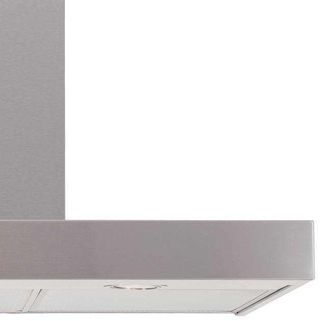Coifa Elettromec Milano Parede Inox 120cm