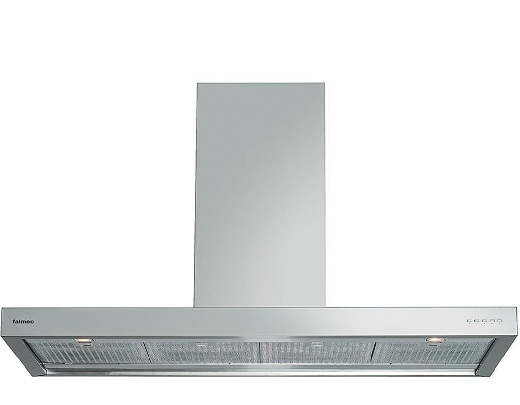 Coifa Falmec Apolo Parede Inox 120cm 127V