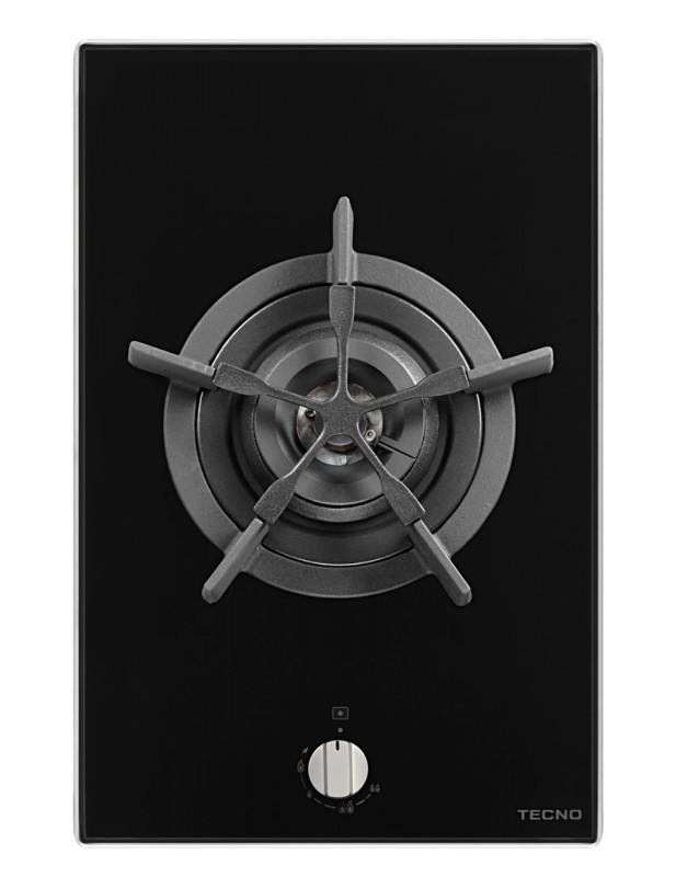 Cooktop Tecno THV33DFL 1Q Dual Flame a Gás 33cm 220v