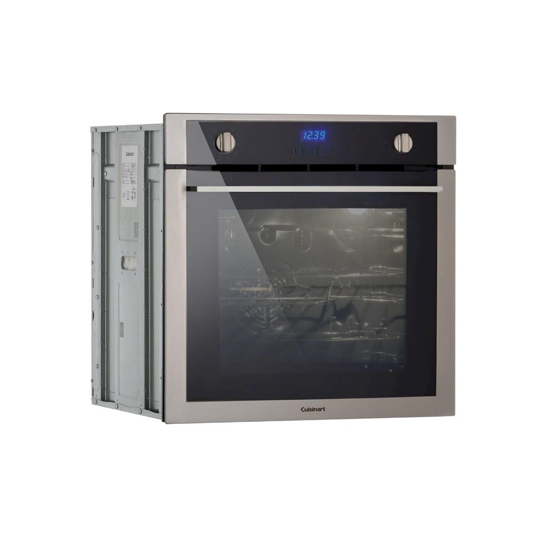 Forno Elétrico Multifunções Cuisinart Casual  83 Litros Inox 60cm 220V