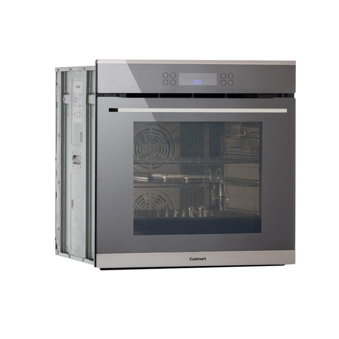 Forno Elétrico Multifunções Cuisinart Prime Cooking Dual Zone 83 Litros Inox 60cm 220V