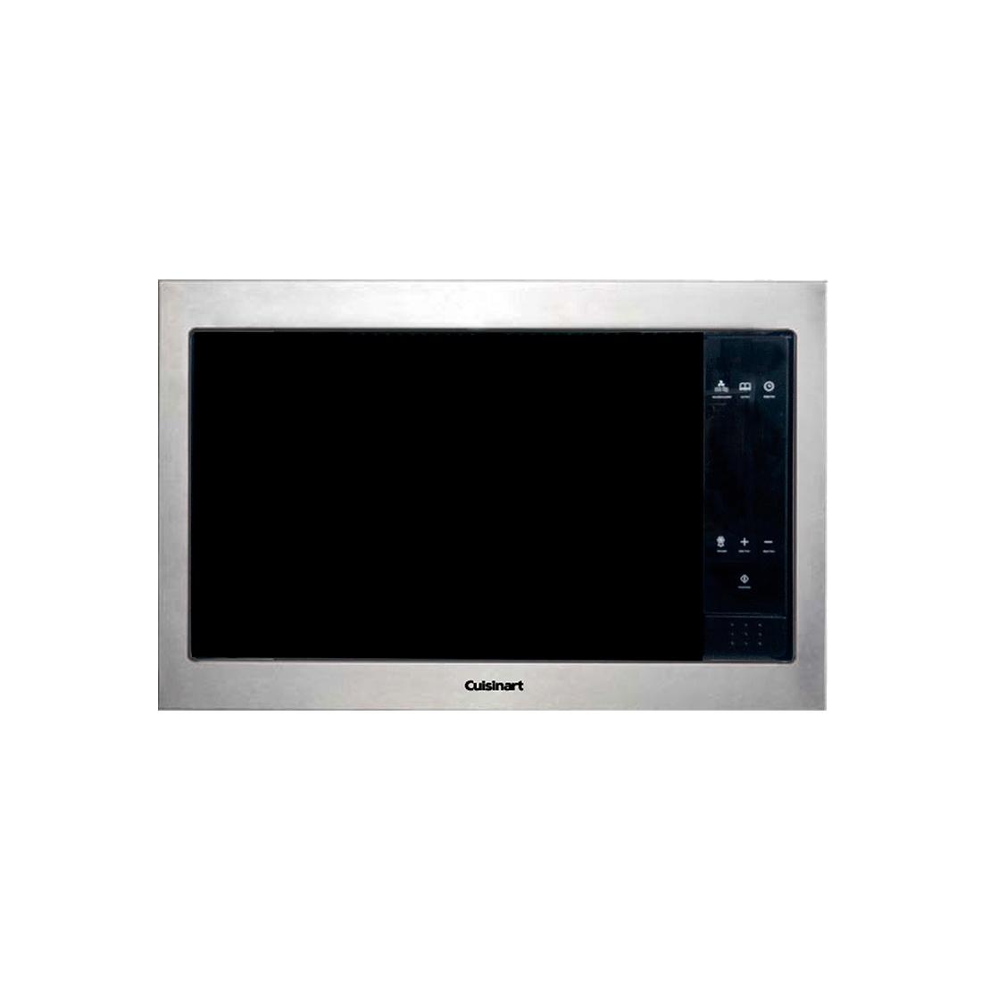 Forno Micro-ondas Cuisinart Arkton com Grill Elétrico Inox 60cm 31 Litros 220V