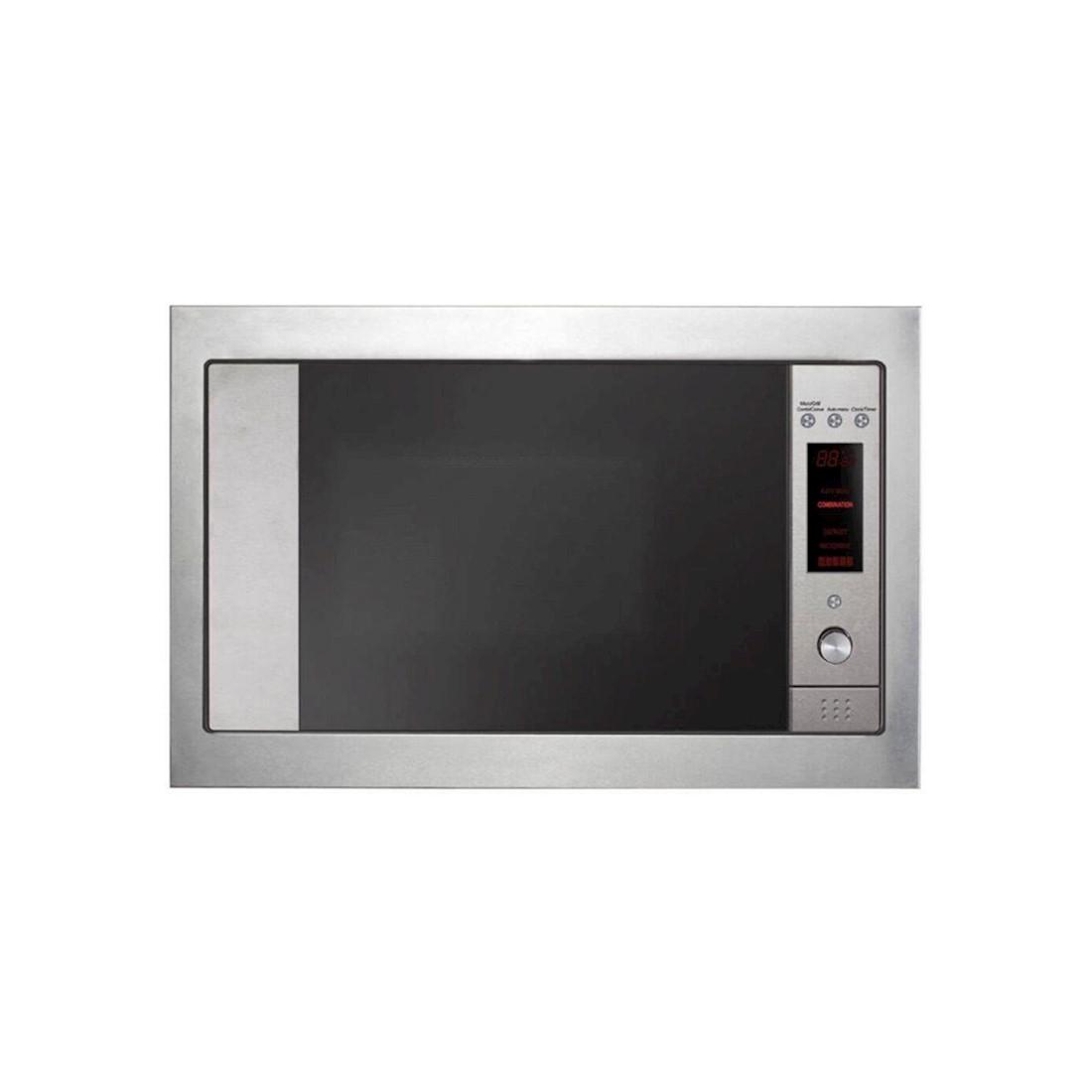 Forno Micro-ondas Cuisinart Casual  com Grill Elétrico Inox 55cm 31 Litros 220V