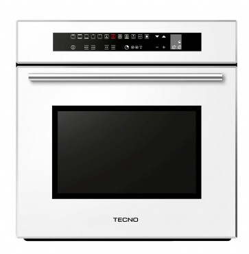Forno Tecno TO58EB Touch Turbo Timer 58L Branco