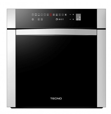 Forno Tecno TO58EX Touch Turbo Timer 58LInox