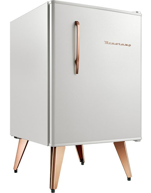 Frigobar Brastemp Retrô 76L Ice White
