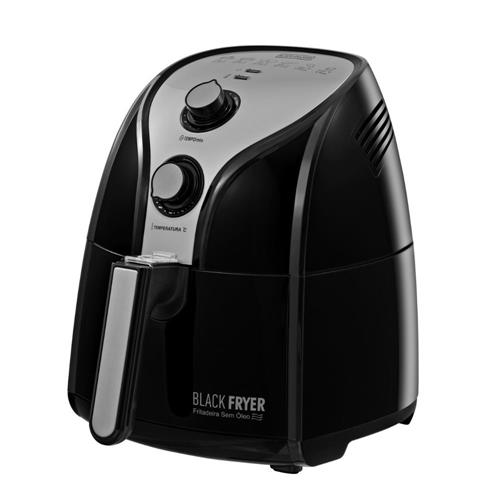 Fritadeira Blackfryer Sem Óleo 2,5l Black & Decker