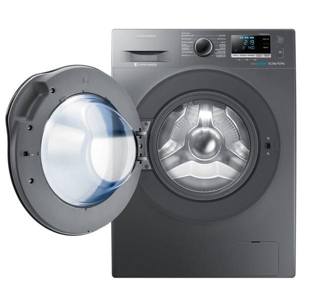 Lava e Seca Samsung WD6000, 10.2 kg