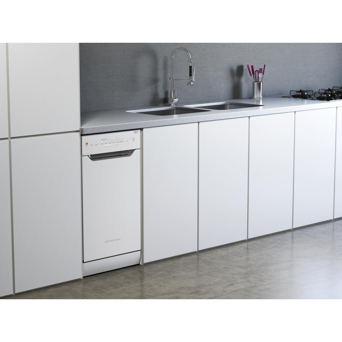Lava-louças Brastemp 10 Serviços - BLF10AB